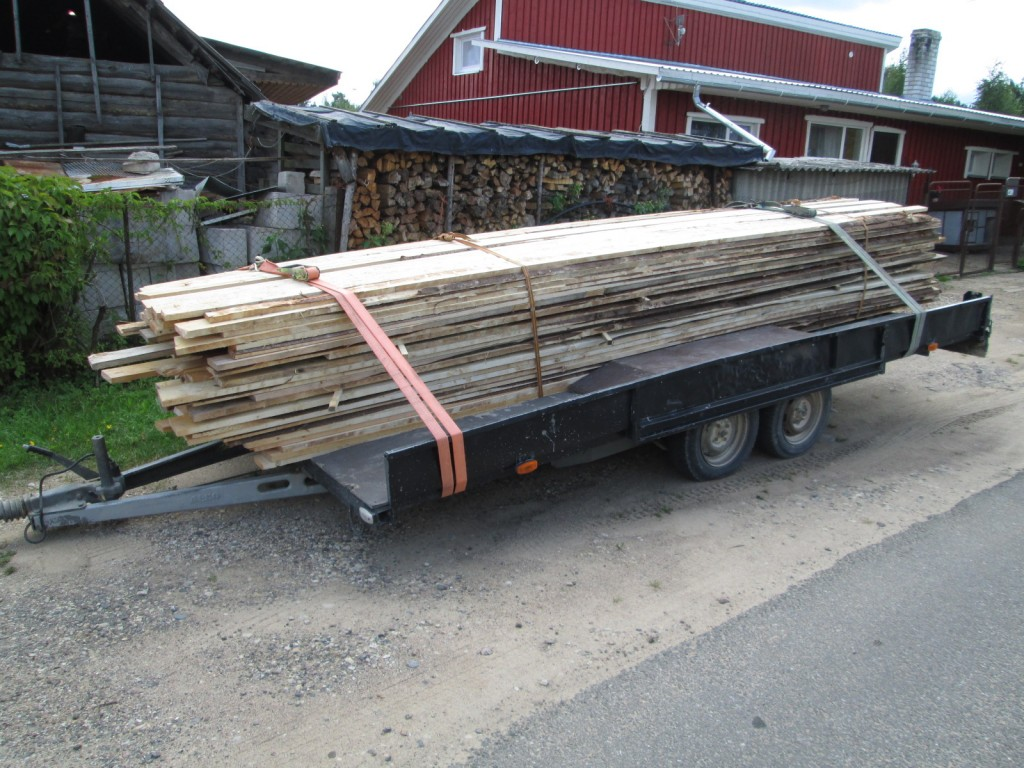 Rahti virosta suomeen hinta