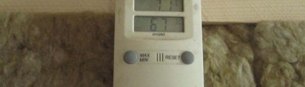 23.2. keskikerroksen lämpötila +7,1C ja kosteusprosentti 67%.